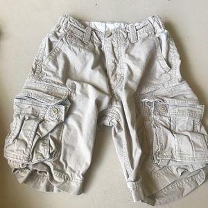 GAP CARGO SHORTS - Khaki Boys size 8